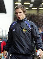 Photo: Lee Earle , Digitalsport<br /> Portsmouth v Wigan Athletic. The FA Cup. 06/01/2007.  Kristofer Hæstad Wigan