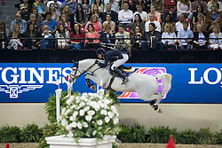 Deusser Daniel, (GER), Cornet D Amour<br /> Longines FEI World Cup™ Jumping Final II<br /> Las Vegas 2015<br />  © Hippo Foto - Dirk Caremans<br /> 18/04/15