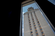 The UT Tower is seen on Tuesday, July 9, 2019, in Austin, Texas. [NICK WAGNER/AMERICAN-STATESMAN]