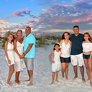 McConnaughy-Ramierz Family Beach Photos