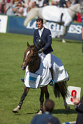 Philippaerts Olivier (BEL) - Armstrong vd Kapel <br /> Longines Jumping International La Baule 2014<br /> © Hippo Foto - Dirk Caremans