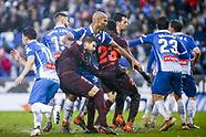 Espanyol v Barcelona - 4 Feb 2018