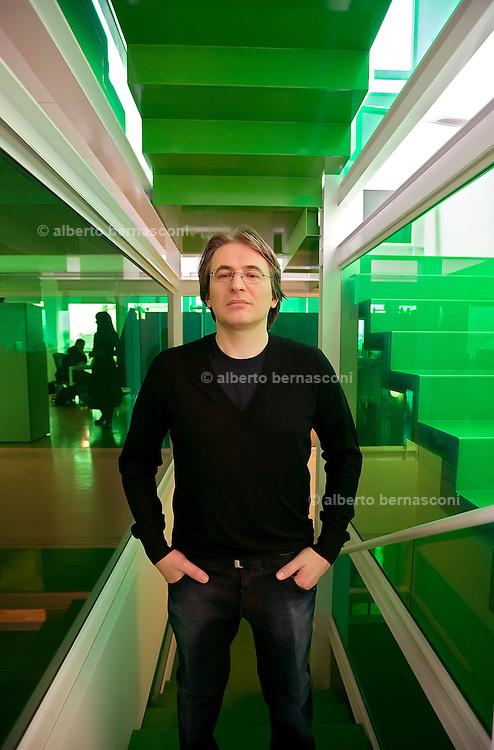 Milano, amministratore delegato di MTV Antonio Campo Dall' Orto