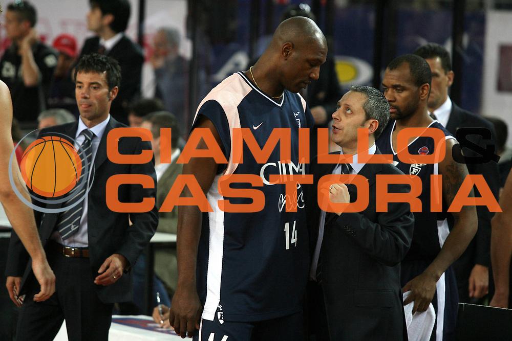 DESCRIZIONE : Roma Lega A1 2006-07 Lottomatica Virtus Roma Climamio Fortitudo Bologna <br /> GIOCATORE : Gay Oldoini <br /> SQUADRA : Climamio Fortitudo Bologna <br /> EVENTO : Campionato Lega A1 2006-2007 <br /> GARA : Lottomatica Virtus Roma Climamio Fortitudo Bologna <br /> DATA : 15/04/2007 <br /> CATEGORIA : Ritratto <br /> SPORT : Pallacanestro <br /> AUTORE : Agenzia Ciamillo-Castoria/G.Ciamillo