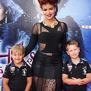 NLD/Ede/20140615 - Premiere film Heksen bestaan niet, Eva Simons en ...............