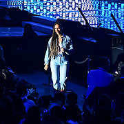 Presenter Leona Lewis at 2020 WE Day UK at Wembley Arena, London, Uk 4 March 2020.