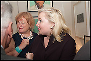 LADY ROSIE WEST; EMILY EERDMANS, Nicky Haslam hosts a party to launch a book by  Maureen Footer 'George Stacey and the Creation of American Chic' . With a foreword by Mario Buatta. Kensington. London. 11 June 2014