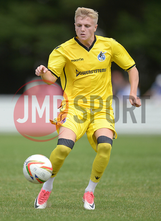 Bristol Rovers Cameron Ebbutt in action. - Mandatory by-line: Alex James/JMP - 08/07/2017 - FOOTBALL -  Lodge Road - Yate , England - Yate Town v Bristol Rovers  - Pre-season friendly