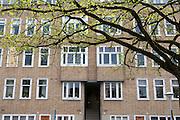 Merwedeplein 37, in dem Familie Frank wohnte, Amsterdam Zuid, Amsterdam Süd, Amsterdam, Holland, Niederlande