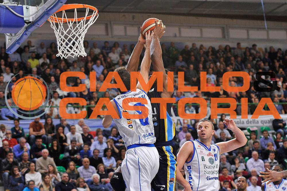 Paul Stephan Biligha<br /> Banco di Sardegna Dinamo Sassari - Vanoli Cremona<br /> LegaBasket Serie A LBA Poste Mobile 2016/2017<br /> Sassari 26/11/2016<br /> Foto Ciamillo-Castoria