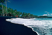 Kalapana, Island of Hawaii, Hawaii, USA<br />