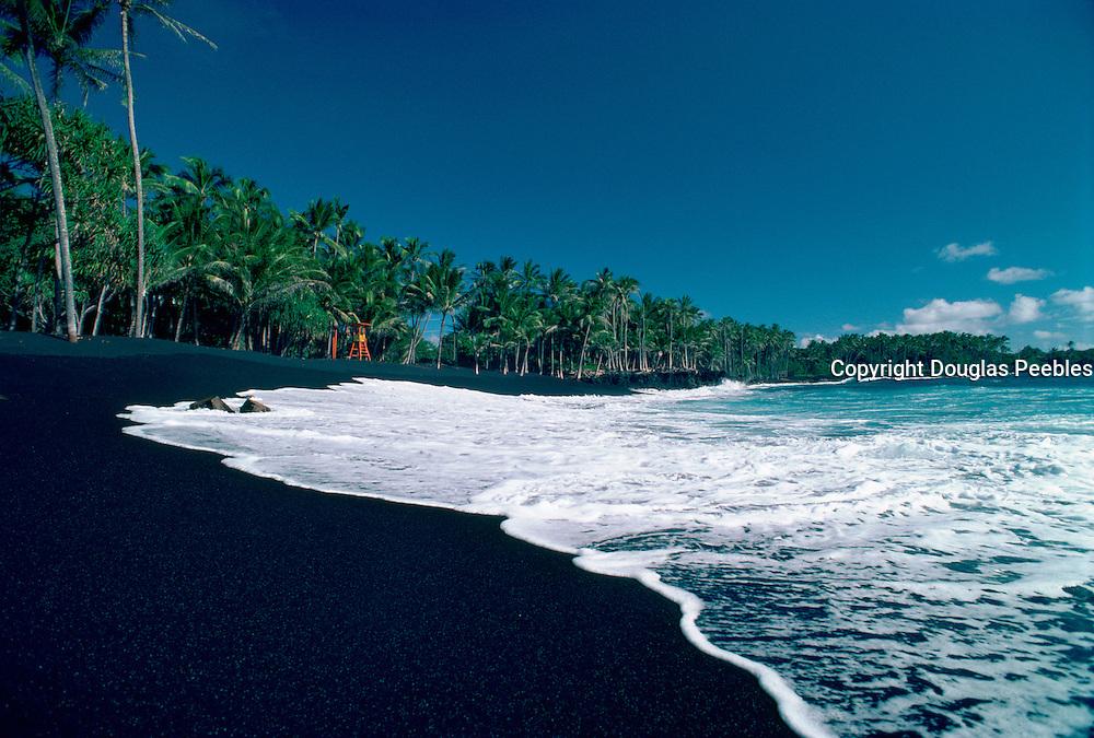 Kalapana, Island of Hawaii, Hawaii, USA<br />