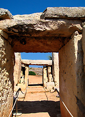 Malta Temples