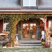Harvest porch