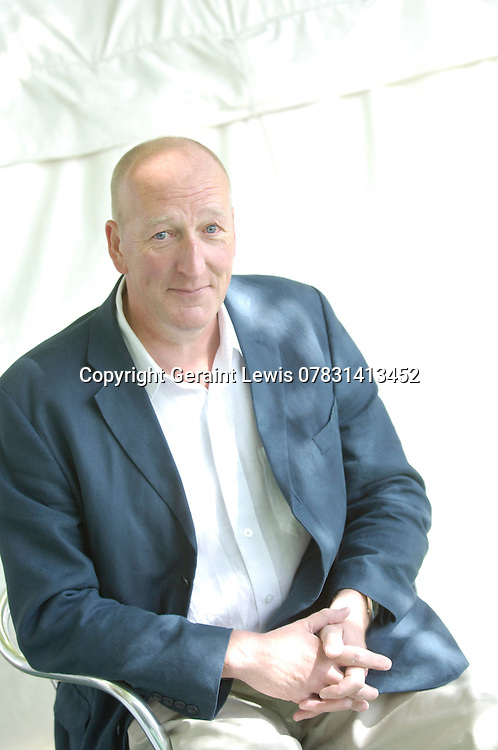 Peter Guttridge,crime writer.CREDIT Geraint Lewis