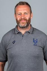 Mark Irish - Mandatory by-line: Robbie Stephenson/JMP - 01/08/2019 - RUGBY - Clifton Rugby Club - Bristol, England - Bristol Bears Headshots 2019/20