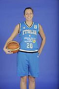 DESCRIZIONE : Venezia Additional Qualification Round Eurobasket Women 2009 Posati Nazionale Femminile<br /> GIOCATORE : Emanuela Ramon<br /> SQUADRA : Nazionale Italia Donne<br /> EVENTO : <br /> GARA : <br /> DATA : 04/01/2009<br /> CATEGORIA : Ritratto<br /> SPORT : Pallacanestro<br /> AUTORE : Agenzia Ciamillo-Castoria/M.Gregolin