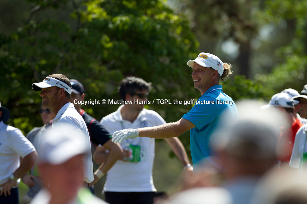 Marcel SIEM (GER) Wednesday practice US Open Championship 2014,Pinehurst No 2,Pinehurst,North Carolina,USA.