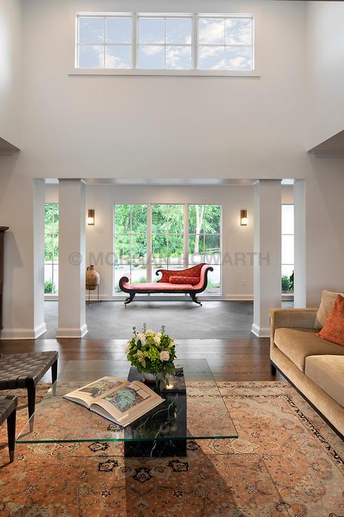 1025 Windswept home living room