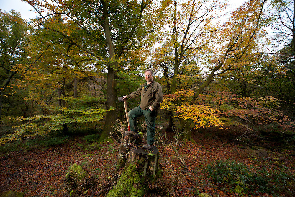 Drew Marsh - Forester - National Trust