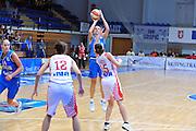 DESCRIZIONE : Gospic Croazia Qualificazioni Europei 2011 Croazia Italia<br /> GIOCATORE : Raffaella Masciadri<br /> SQUADRA : Nazionale Italia Donne<br /> EVENTO : Qualificazioni Europei 2011<br /> GARA : Croazia Italia<br /> DATA : 17/08/2010 <br /> CATEGORIA : Tiro Three points<br /> SPORT : Pallacanestro <br /> AUTORE : Agenzia Ciamillo-Castoria/M.Gregolin<br /> Galleria : Fip Nazionali 2010 <br /> Fotonotizia : Gospic Croazia Qualificazioni Europei 2011 Croazia Italia<br /> Predefinita :