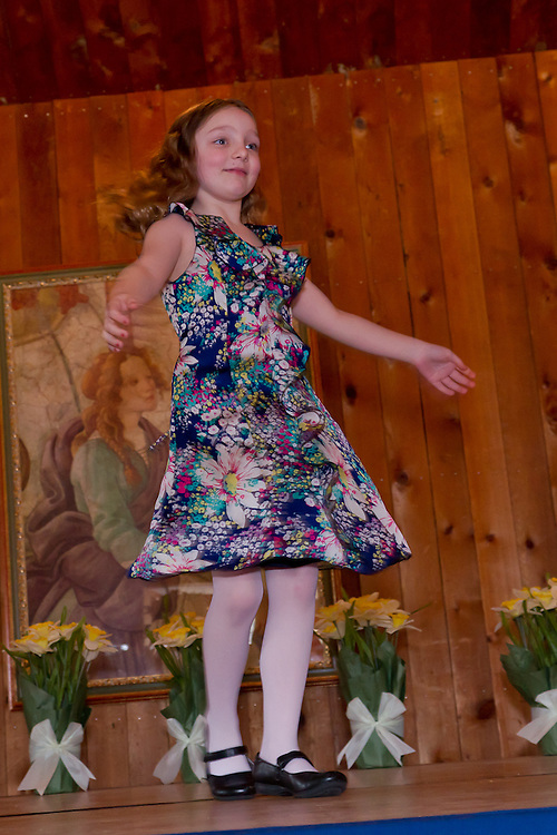 Prince of Peace Spring Fashion Show, April 2011