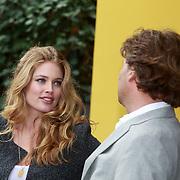 NLD/Amsterdam/20110407 - Castpresentatie film Nova Zembla 3D, Reinout Oerlemans en Doutzen Kroes