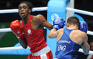 Glasgow2014 Day 9- 1 August Boxing