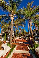 Heritage Square, Oxnard, California USA