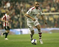 Fotball<br /> Spania - Sevilla<br /> Foto: Cordon Press/Digitalsport<br /> NORWAY ONLY<br /> <br /> 28.02.2009<br /> Frederic Kanoute (FC Sevilla)