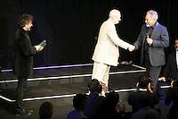 Tim Burton, Paul Gambaccini and Sir Tom Jones