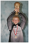 Wendover FC Soccer Tournament. Sat 3-6-2006. photos with trophy