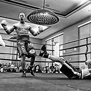Christy Martin Boxing