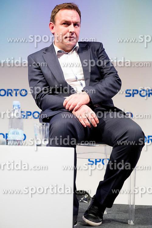 Ilija Kitic at sports marketing and sponsorship conference Sporto 2013, on November 21, 2012 in Hotel Slovenija, Congress centre, Portoroz / Portorose, Slovenia. Photo by Vid Ponikvar / Sportida