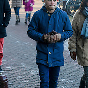 NLD/Amsterdam/20121208 - Herdenkingsdienst voor de verleden Jeroen Willems, Geza Weisz