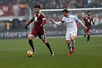 29.01.2017 - Torino - Serie A 2016/17 - 22a giornata  -  Torino-Atalanta  nella  foto: Marco Benassi  - Torino