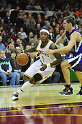 Oct. 30, 2010; Cleveland, OH, USA; \ during the first second quarter against the \ at Quicken Loans Arena. Mandatory Credit: Jason Miller-US PRESSWIRE