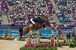 O'Connor Cian (IRL)  -Blue Loyd 12<br /> Olympic Games London 2012<br /> © Dirk Caremans