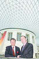 Fran Nevrkla (Chairman and CEO) and Mike Smith (Director of finance)