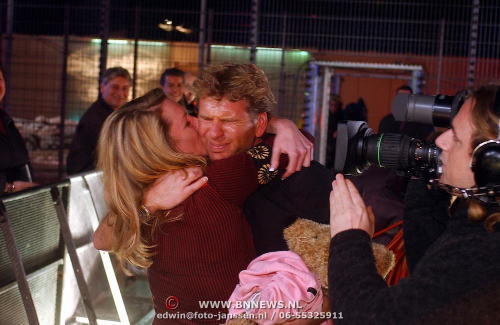 Finale Big Brother the Battle, Gert-Jan en vriendin