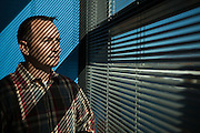 11/17/13 10:05:48 AM -- Albuquerque NM  -- Portait of Jay McCleskey at his office in Albuquerque NM.<br /> <br />  --    Photo by Steven St John