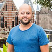 NLD/Amsterdam/20170808 - Persdag Bella Donna's, Jon Karthaus