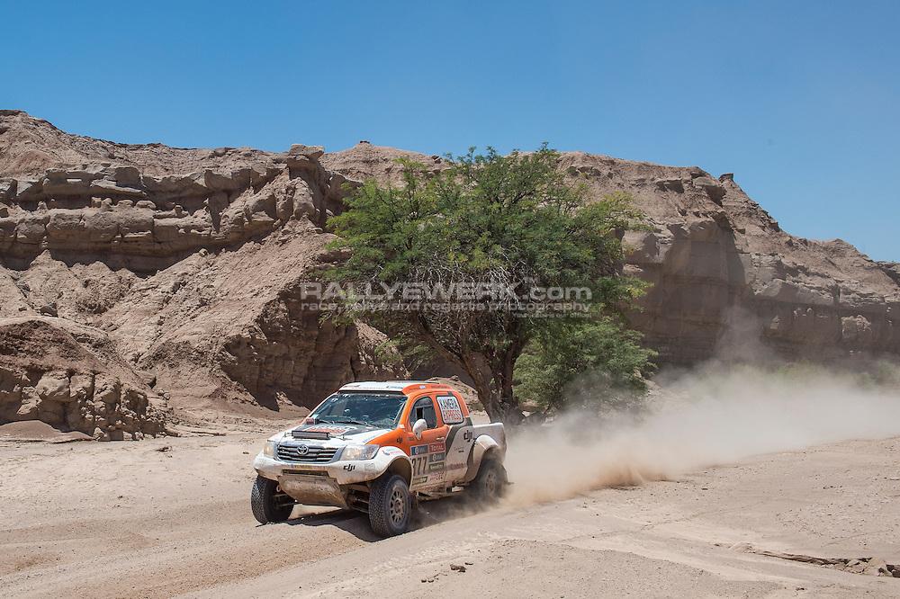 Dakar Rallye 2016 - Stage 11 - La Rioja-San Juan