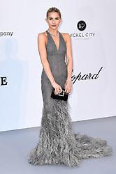 Caroline Daur attending the 26th amfAR Gala held at Hotel du Cap-Eden-Roc during the 72nd Cannes Film Festival. Picture credit should read: Doug Peters/EMPICS
