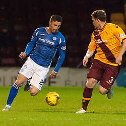 Motherwell v St Johnstone | Scottish Premiership | 30 December 2015