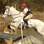 Bonnie Mosser (USA) and Merloch at the 2007 Red Hills Horse Trials in Tallahassee, Florida