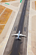Plane Taking off at John Wayne Airport