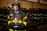 Mike is currently a lieutenant at Ladder 44 in the Bronx, near Yankee Stadium.