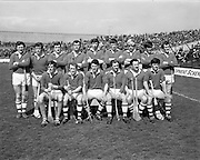 03/05/1970<br /> 05/03/1970<br /> 3 May 1970<br /> National Hurling League Final: Limerick v Cork at Croke Park, Dublin. <br /> The Cork team who won the National Hurling League Home Final.