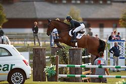 Barcelo Paloma, ESP, For Winning TR<br /> Children European Championships Jumping <br /> Samorin 2017© Hippo Foto - Dirk Caremans<br /> 11/08/2017